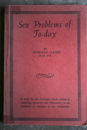 Norman Haire's work