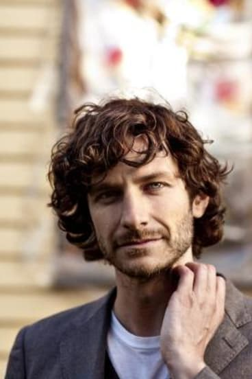 Inspired: Gotye, aka Wally De Backer.