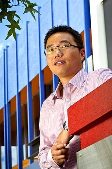 HealthEngine director Marcus Tan says the service will lighten the load on hospitals.