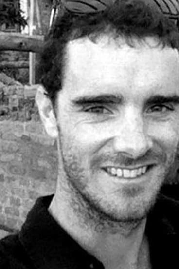 Died in Kenya: Ross Langdon.