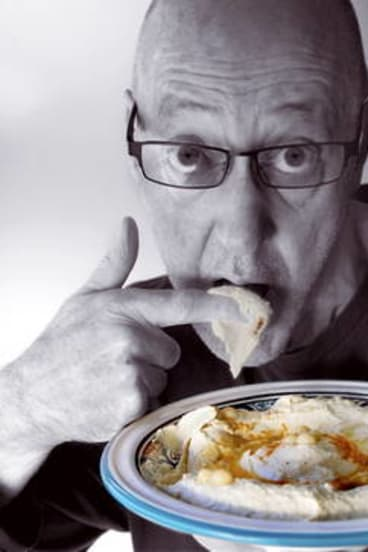 Australian film-maker Trevor Graham has created a humorous documentary about hummus.