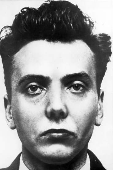 Convicted child murderer Ian Brady, who was jailed for life in 1966. REUTERS