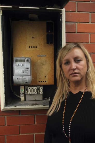 Milena Adams says wiring in her Richmond home was faulty.