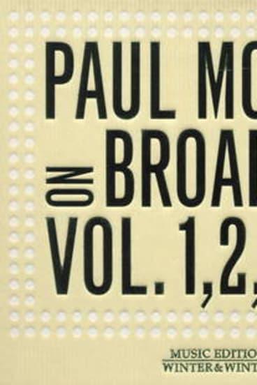 Paul Motian <i>On Broadway</i> box set.