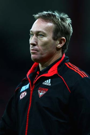 Dean Robinson feels he was made the scapegoat for the injecting program that led to the club being fined $2 million and Hird being suspended for 12 months.