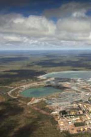 The Ranger Mine.