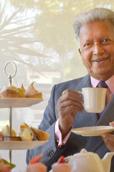 Dilmah Tea aficionado Merrill J. Fernando says Australians are wrong on high tea.