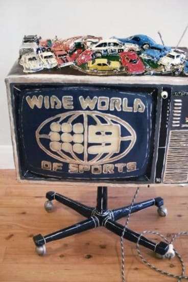 Eamon O'Toole's <i>Wide World of Sport TV 1988</i>.