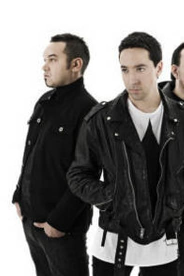 <i>Shihad: Beautiful Machine</i> traces the band's 24 years and eight albums.