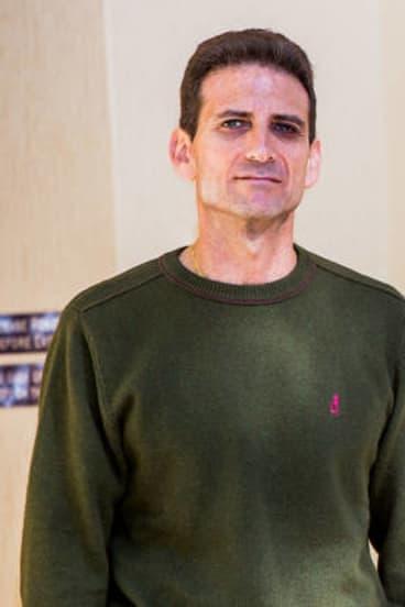 """Esoteric"" vision … former tennis coach Serge Benhayon."