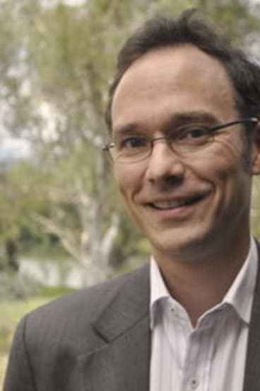 Frank Jotzo, Director of the Centre for Climate Change Economics and Policy at the ANU.
