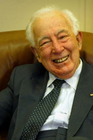 Sir Zelman Cowen was respected by all sides of politics.