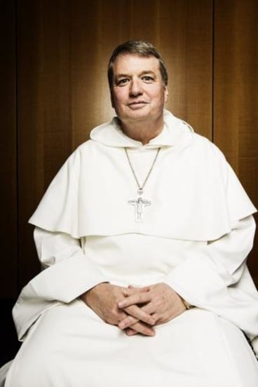 """""""The church can do better"""": Bishop Anthony Fisher OP, the new Archbishop-elect of Sydney."""