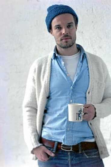 Best-selling books by Oliver Jeffers include <i>The Hueys in the New Jumper</i> and <i>Lost and Found</i>, which was made into an award-winning short film.