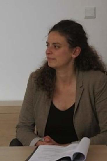 Forum leader ... Zuzanna Radzik.