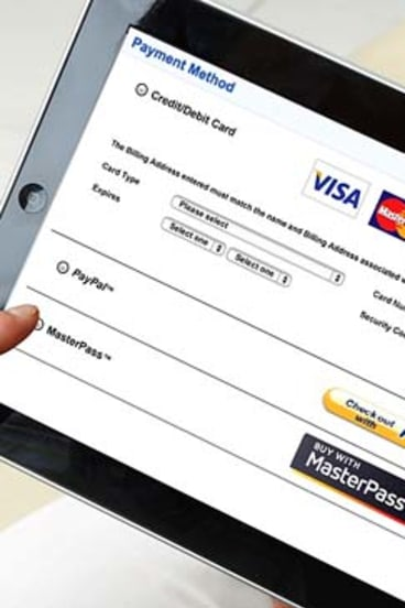 MasterPass is launching an online master key to credit card payments.