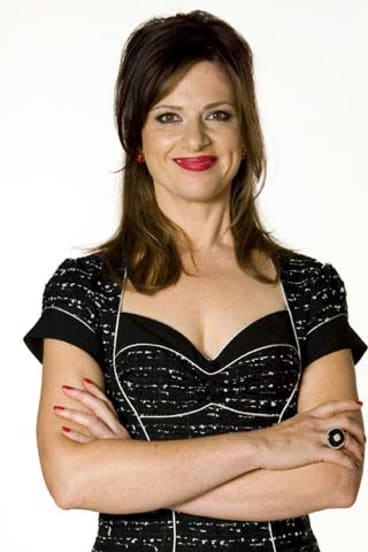"""""""I reckon the Scandos are in with a chance. They've put something in the water"""" ... Julia Zemiro."""