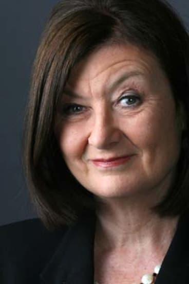 Nominated … Herald journalist Kate McClymont.
