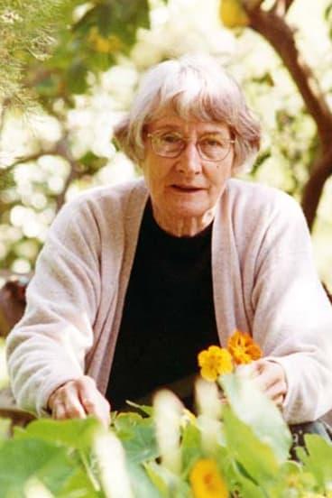Leonard Jolley's second wife, Elizabeth, a beloved author in Australia.