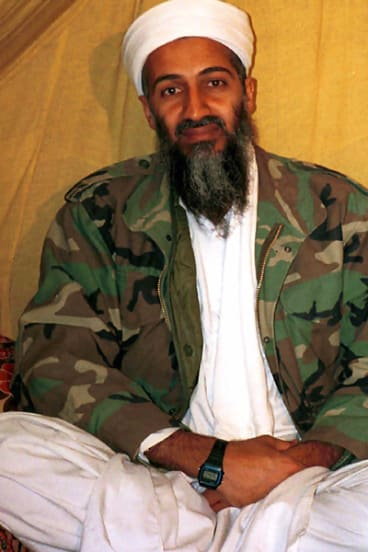 Californian geographers say terrorist mastermind Osama bin Laden is most likely to be hiding in the Pakistani city of Parachinar.