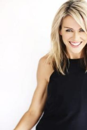 Lorna Jane Clarke. Her new book, Nourish:The Fit Woman's Cook Book, is out on July 8