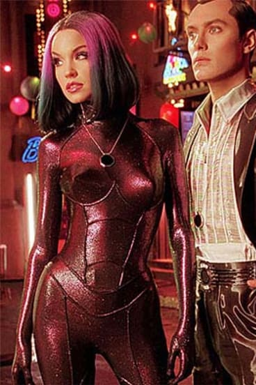 SEX TOURISM: Are sex robots the future, like in Steven Spielberg's AI Artificial Intelligence?