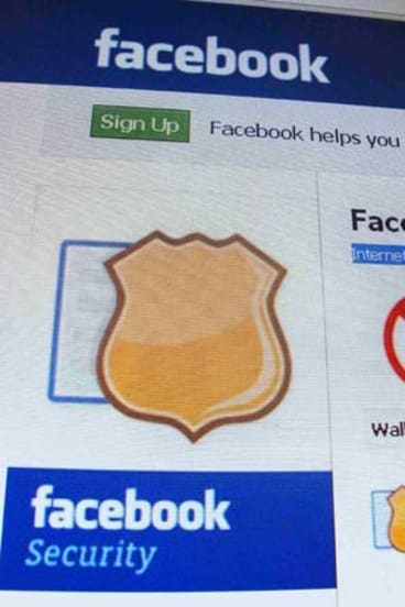 New way to scare ... a bomb threat was posted on Facebook.