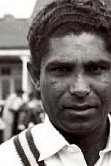 Alimuddin ... broke records in his sporting field.