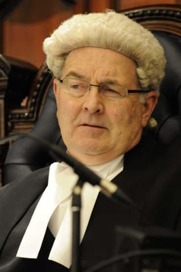 Judge Ross Robson.
