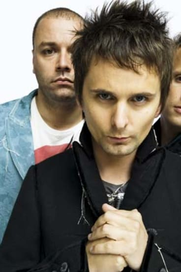 Still hot ... <em>Popcorn</em> has been covered by Brit rockers Muse.