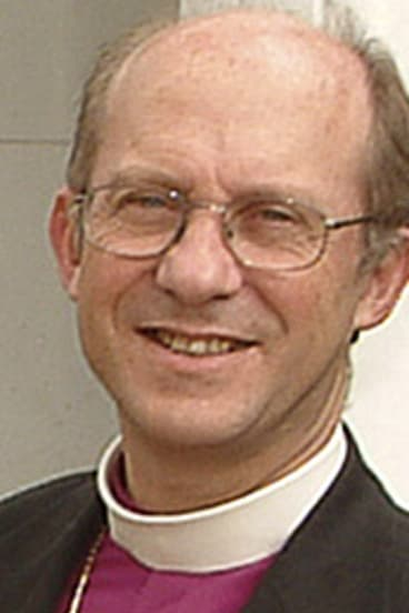 """I don't think I've done anything that deserves me to be ejected from office"": Bishop Ross Davies."