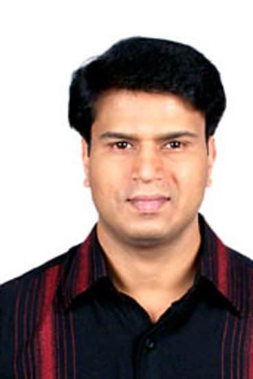 Managing director of Aiplex Software, Girish Kumar.