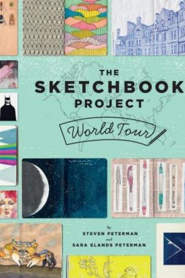 Cover of The Sketchbook Project