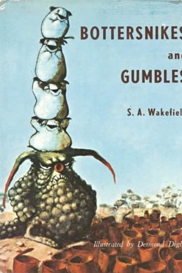 <i>Bottersnikes and  Gumbles</i>, illustrated by Desmond Digby.