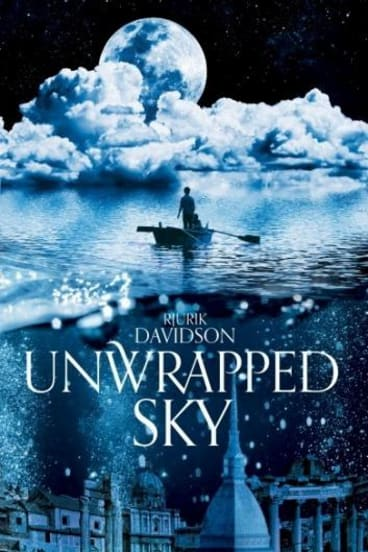 Myths and monsters: <i>Unwrapped Sky</i> by Rjurik Davidson.