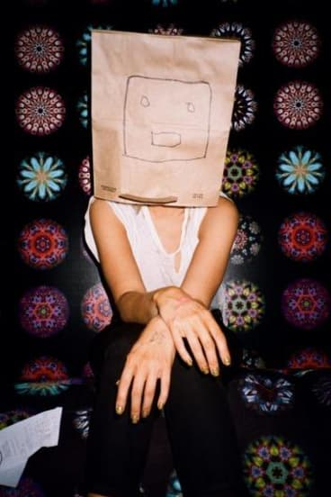 The cat's out of the bag: Sia's <i>Chandelier</i> came in sixth.