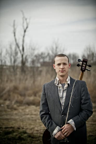 Ben Sollee has embraced the touring muso's lifestyle.