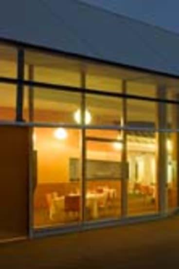 The Gippsland TAFE Learning Centre.