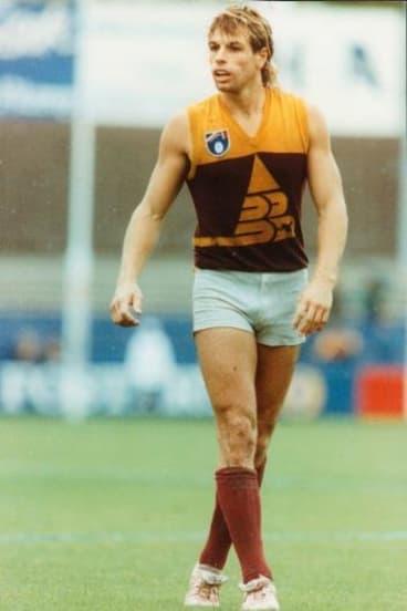 Warwick Capper in 1990.