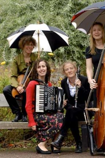 Tune in: Illana Cravitz, Carol Isaacs, Susi Evans and Indra Buraczewska.