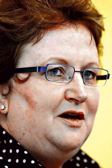 Amanda Vanstone's decision has been criticised by Italian authorities.
