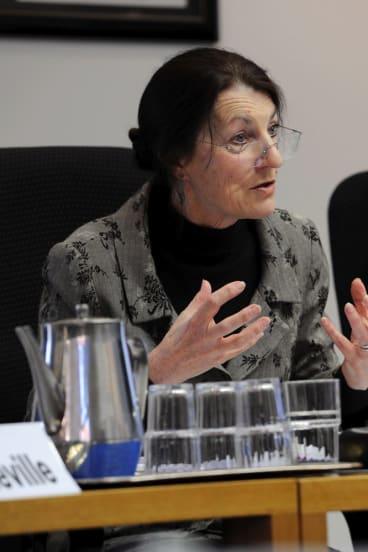 Auditor-General Maxine Cooper.