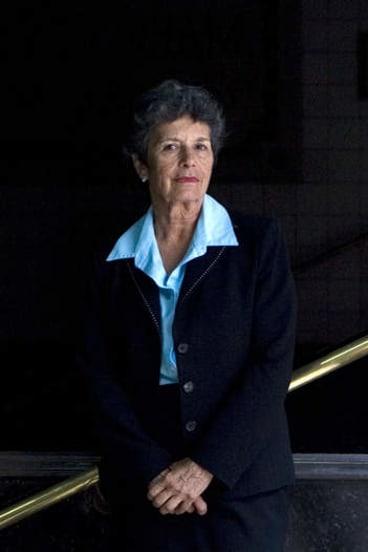 NSW Magistrate Pat O'Shane.