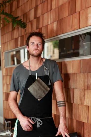 Head chef Joel Alderson has parted company with the Brix.