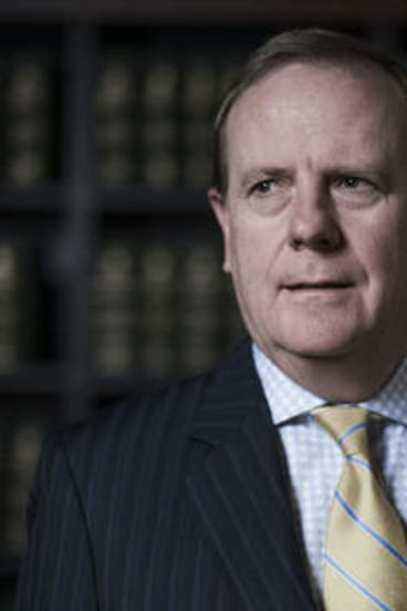 Future Fund chairman Peter Costello, the former federal treasurer.