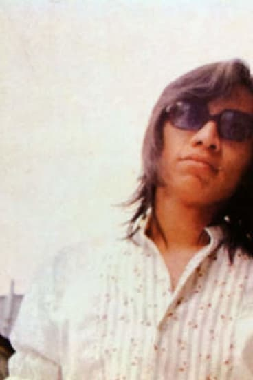 The new Dylan ... Rodriguez in <i>Searching for Sugarman</i>.