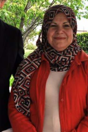 Diana Abdel-Rahman.