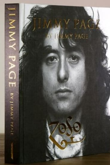 Jimmy Page, the photographic autobiography.
