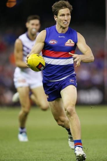 Matthew Boyd has enjoyed a strong 2014 and provided stability to a developing midfield that balances experience with talented youth.