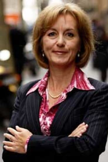 Ines Scotland, Citadel Resource Group CEO.